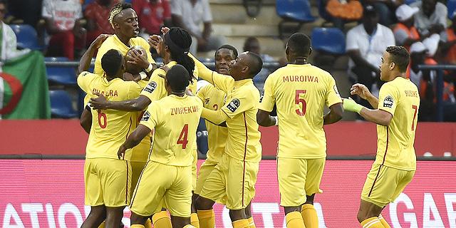 שיפורים משמעותיים בתנאים של שחקני הכדורגל באפריקה
