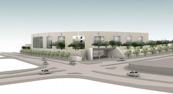 הדמיית הפרויקט, הדמיה: רם כרמי אדריכלים ועדה כרמי-מלמד אדריכלים