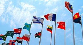 דגל ישראל דגלים, צילום: shutterstock