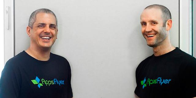 אורן קניאל ורשף מן, מייסדי החברה, צילום: גיא גלעד