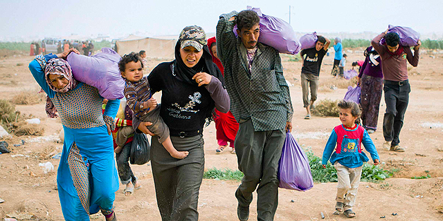 הצלב האדום מזהיר: הקורונה תגדיל את גלי ההגירה אחרי פתיחת הגבולות