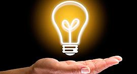 מוסף רעיון חשיבה נורה פטנט מחשבה, צילום: shutterstock