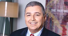 """מנכ""""ל בנק הפועלים אריק פינט, צילום: רון קדמי"""