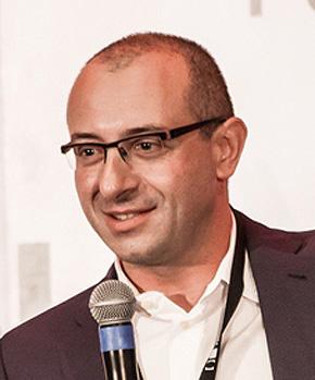 """ויקטור רוזנמן, יזם משותף ומנכ""""ל Feedvisor, צילום: אלון מרום"""