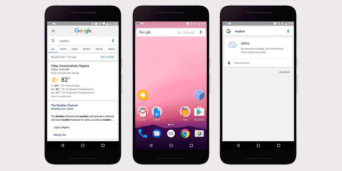 יישום החיפוש של גוגל, צילום: blog.google