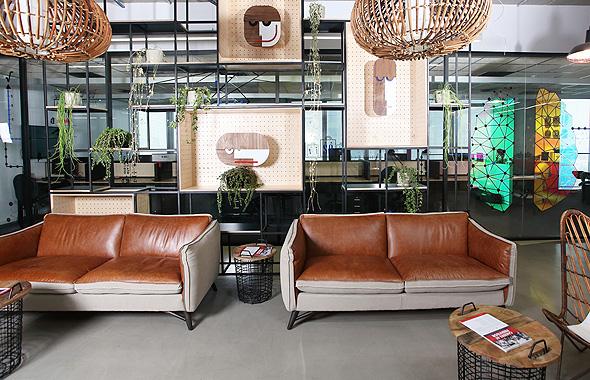 משרדי חברת Feedvisor, צילום: מיה כרמי
