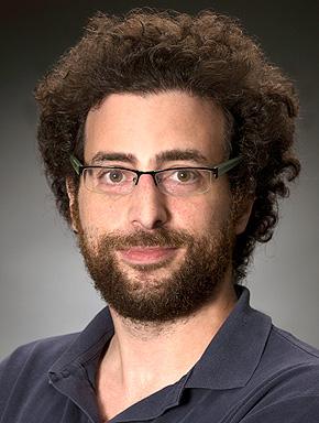 """אלדד פרקש, מייסד וסמנכ""""ל הטכנולוגיות בחברת Sisense"""