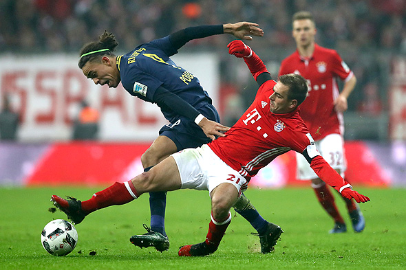 A Bundesliga game. Photo: Getty Images