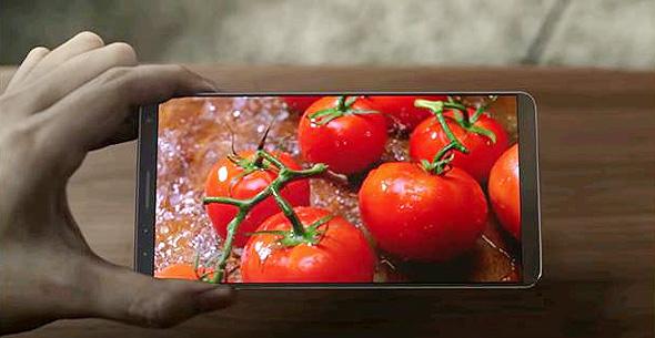 סמסונג S8 הדלפה, צילום: Youtube
