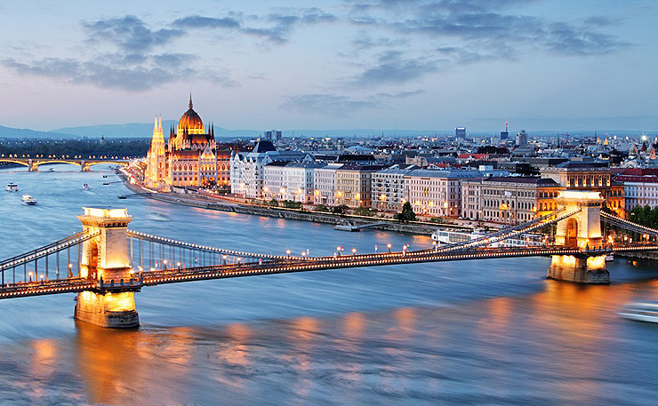 בודפשט, הונגריה, צילום: שאטרסטוק