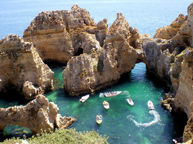 אלגרבה, פורטוגל , צילום: שאטרסטוק