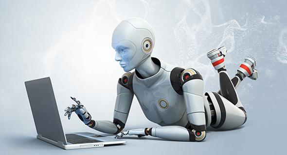 תנו לרובוט להשקיע