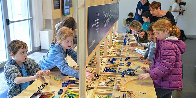חורף של כיף במוזיאון: פעילויות יצירה לילדים תחת קורת גג חמה
