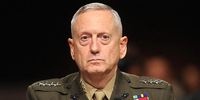 התנגד לנסיגה מסוריה: שר ההגנה של טראמפ מתפטר