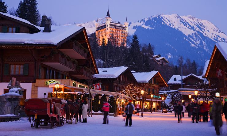 שוויץ, צילום: mariechantalblog