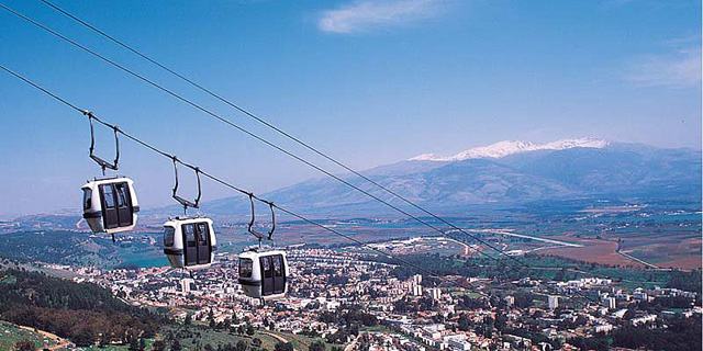 Israel Wants to Build a Food-Tech Hub Near Lebanon's Border
