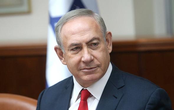 ראש הממשלה בנימין נתניהו, צילום: אלכס קולומויסקי