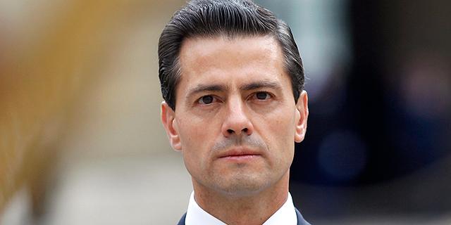 """נשיא מקסיקו """"אופטימי"""" לגבי המו""""מ על הסכם נפטא - למרות החקירה האמריקאית"""