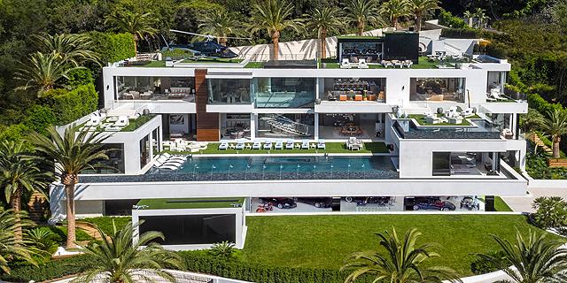 """בעלי הבית היקר ביותר למכירה בארה""""ב הוריד את המחיר ב-100 מיליון דולר"""