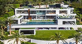"""למכירה בית יקר ביותר בארה""""ב בל אייר לוס אנג'לס 1, צילום: 924belair.com"""