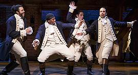 Hamilton. Photo: PR