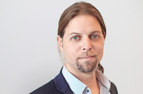Illusive Networks CEO Ofer Israeli. Photo: Hanan Greenblat