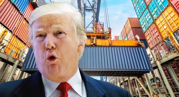 דונלד טראמפ הסכם סחר, צילום: איי אף פי