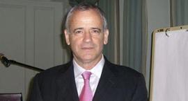 אלי אלרואי יושב ראש גי טי סי, צילום: סבר פלוצקר