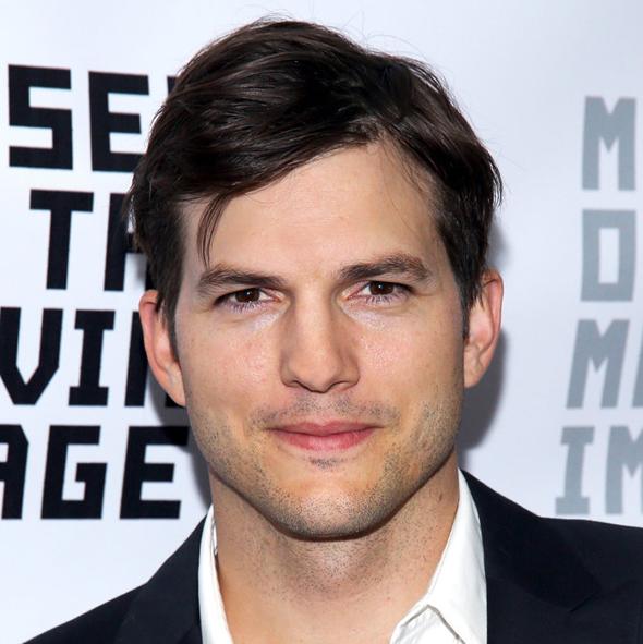 Ashton Kutcher. Photo: Getty