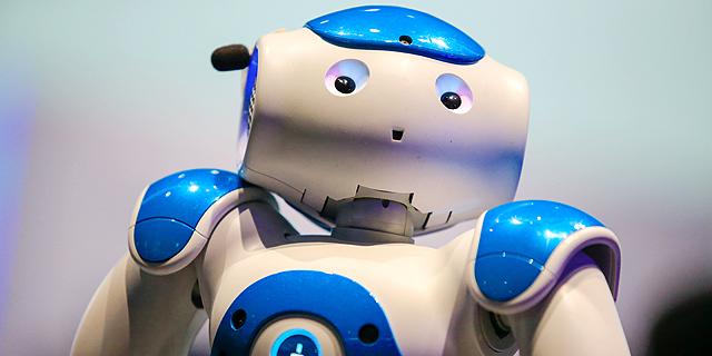 רובוט מבוסס ווטסון של חברת IBM , צילום: בלומברג