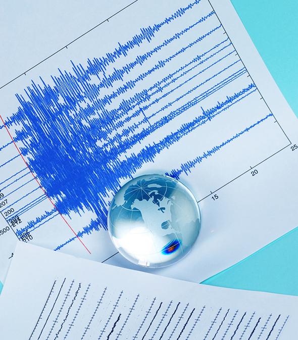 רעידת אדמה (אילוסטרציה), צילום: שאטרסטוק