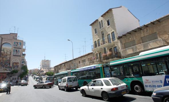 ירושלים. מחירי הדירות ירדו ב-1.3%