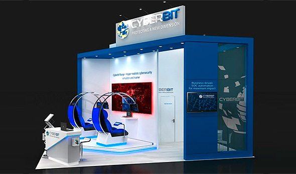 Cyberbit's advanced simulator. Photo: Cyberbit