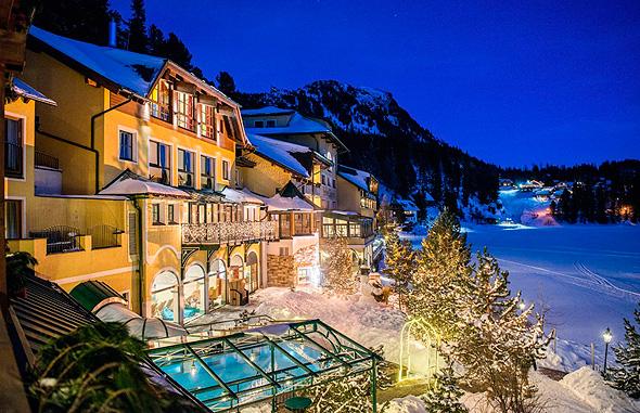 מלון רומנטיק סיהוטל באוסטריה. פריצת הסייבר שלישית