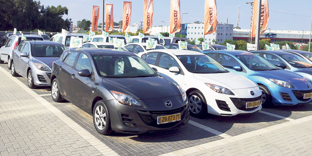 החודש החזק ביותר בענף הרכב: 45,210 מכוניות חדשות נמסרו בינואר 2017
