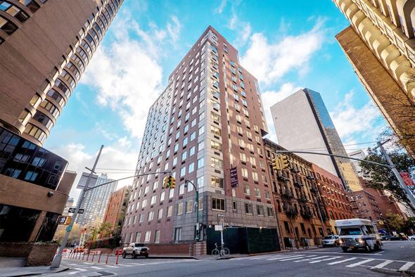 מגדל Vantage ניו יורק, צילום: reach out