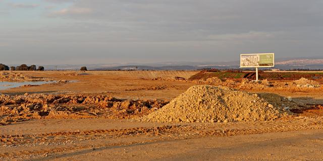 שטח פרויקט מחיר למשתכן ב קריית ביאליק, צילום: אלעד גרשגורן