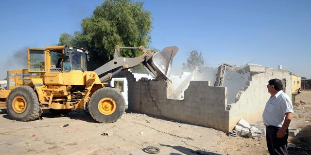 ועדת הפנים אישרה להגביר את האכיפה כנגד עבירות של בנייה בלתי חוקית