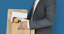 פיטורי עובד מפוטר התפטרות מפוטר פיטורין פיטורים, צילום: שאטרסטוק