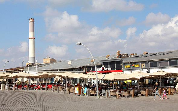 נמל תל אביב. 70 חללי עבודה פעילים בעיר