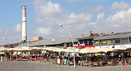 נמל תל אביב, צילום: אוראל כהן
