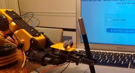 למי קראת רובוט, צילום: youtube
