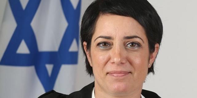 השופטת אוסילה אבו אסעד, בית משפט השלום בנצרת, צילום: אתר בתי המשפט