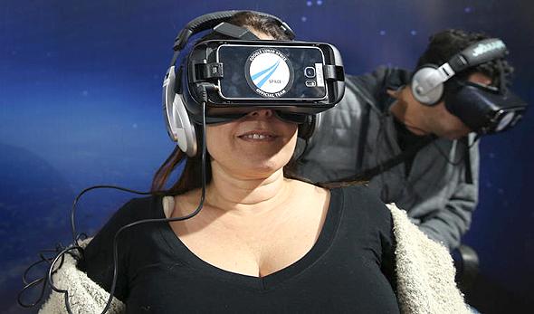תערוכת החלל במוזיאון ארץ ישראל, צילום: עמית שעל