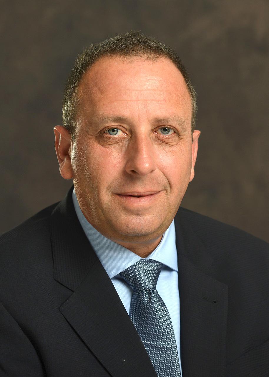 Yaniv Garty, Intel Israel CEO