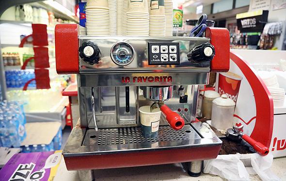 """מכונת קפה מדגם """"לה פבוריטה"""" שנמצאו בה ריכוזים גדולים של עופרת"""