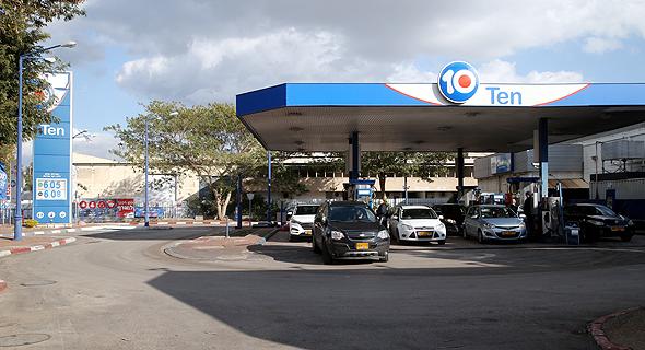 תחנת דלק של טן