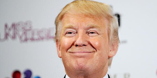 הנשיא דונלד טראמפ , צילום: גטי אימג