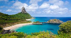פוטו איים ללא מכוניות פרננדו דה נורנהה ברזיל , צילום: שאטרסטוק