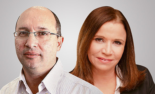 שלי יחימוביץ' ו אבי ניסנקורן
